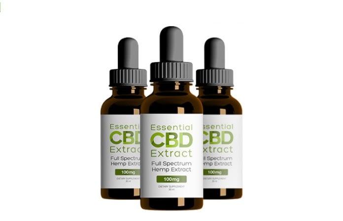Essential CBD Extract - essential extract full spectrum hemp extract
